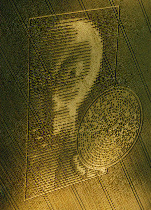 More About Crop Circles - Ashtar Command - Spiritual ... |Chilbolton Crop Circle Explanation